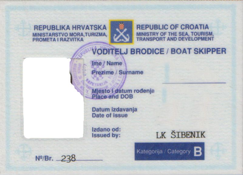 skipper B jogsi